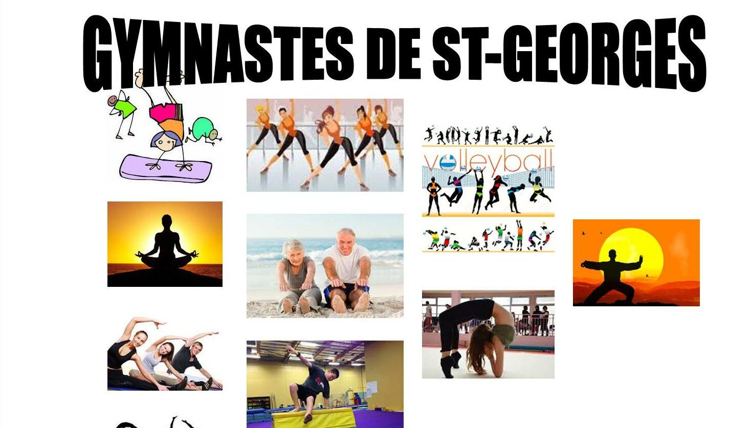 LES GYMNASTES ST-GEORGES